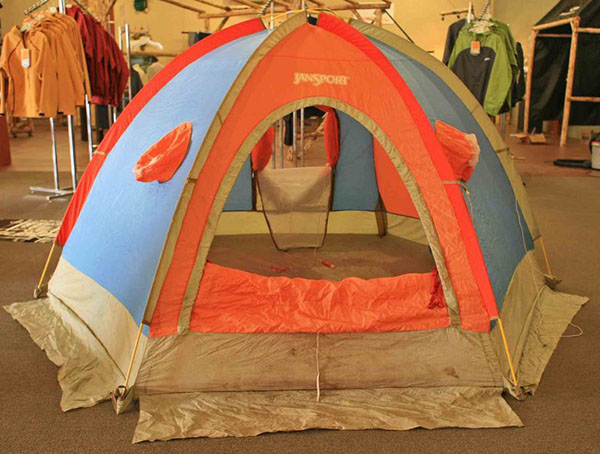 JanSport Mountain Dome Tent