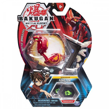 Фигурка-трансформер Spin Master Bakugan Cobra Red 6045148 20108796