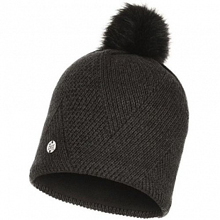 Шапка Buff Knitted&Polar Hat Disa Black