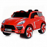 Электромобиль Wingo Porsche Cayenne red