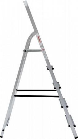 Лестница Ника стремянка профильная 5 ступ, h-1065мм ...