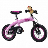 Беговел RT Hobby-bike ALU Pink