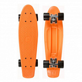Penny board (пенниборд) PlayLife Vinyl 880107 orange