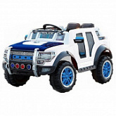 Электромобиль Wingo Ford F150 Police white