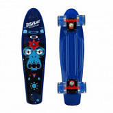 "Penny board (пенниборд) RGX 203 PNB-07 22"" LED"
