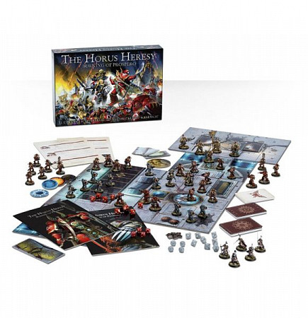 Настольная игра Games Workshop Warhammer: Horus Heresy: Burning of Prospero ENG
