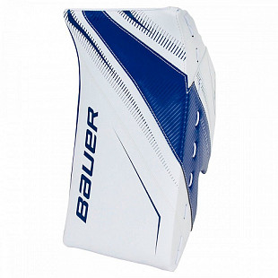 Блин вратаря Bauer Supreme S18 S27 Jr White/Blue