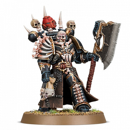 Миниатюры Games Workshop Warhammer Chaos Space Marines Master of Executions 43-44