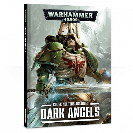 Книга Games Workshop Warhammer Codex: Dark Angels 2015