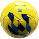 Мяч футбольный Umbro Veloce Supporter №5 20981U-GZV Yellow/Blue