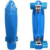 Penny board (пенни борд) Display Blue/blue