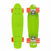 Penny board (пенниборд) PlayLife Vinyl 880107 green