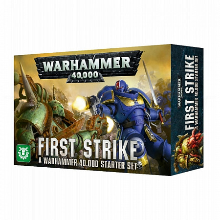 Настольная игра Games Workshop Warhammer: First Strike 40-04-60