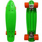 Penny board (пенни борд) Display Green/orange