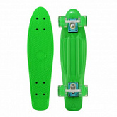"Penny board (пенниборд) RGX PNB-01GW 22"" Green LED"