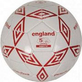 Мяч футбольный Umbro England Ceramica Supporter Ball 25570U- A61 №5 white/red