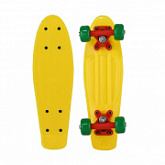 "Penny board (пенниборд) RGX PNB-12 17"" Yellow"