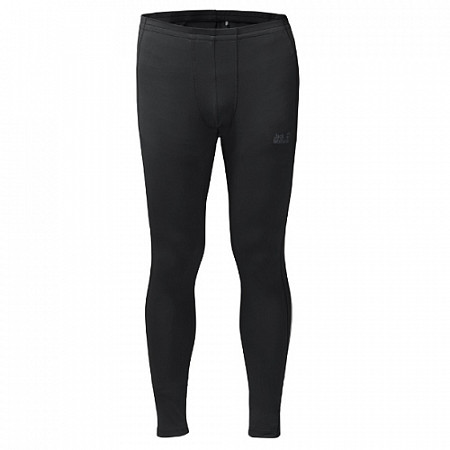 Кальсоны Jack Wolfskin Hollow Range Tights Men black