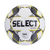 Мяч футзальный Select Futsal Master IMS №4 852508 white/yellow/black