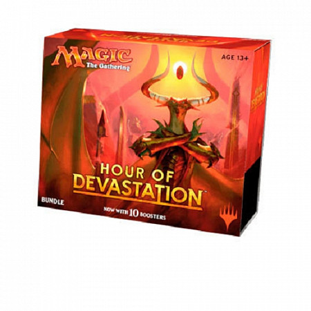 Настольная игра Wizards of the Coast MTG Hour of Devastation: Bundle (англ) C1356000