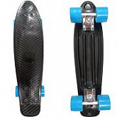 Penny board (пенни борд) Display Black/blue