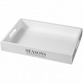 Поднос Seasons white 11256300