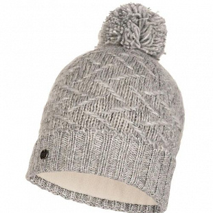 Шапка Buff Knitted&Polar Hat Ebba Cloud