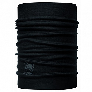 Шарф Buff Wool Black