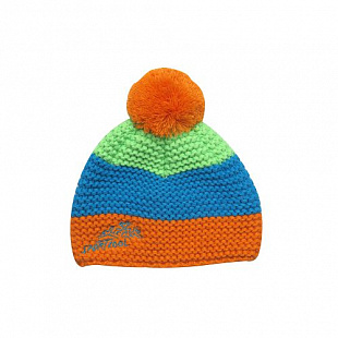 Шапка детская SportCool 44/2 Orange/Blue/Green