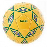 Мяч футбольный Umbro Brasil Ceramica Supporter Ball 25563U-ЗВО №5 Yewllow/Blue/Green