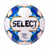 Мяч футзальный Select Futsal Mimas IMS 852608 №4 White/Blue/Orange/Black