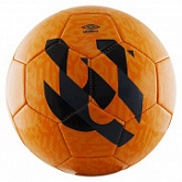 Мяч футбольный Umbro Veloce Supporter №5 20981U-GY6 Orange/Black/Grey