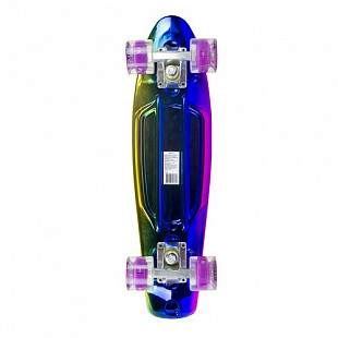 Penny board (пенниборд) Maxcity Plastic Board 3D Small color